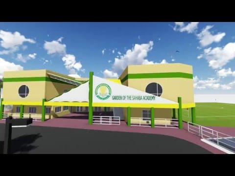 ICBR GSA School Expansion 3D Video
