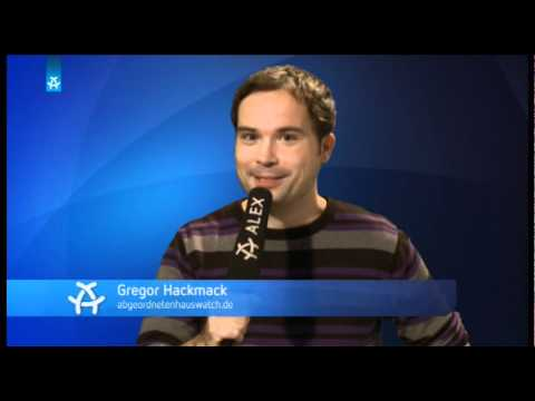 Ich bin ALEX - Gregor Hackmack