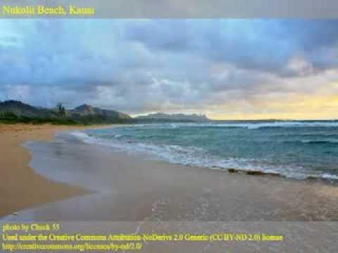 Kauai's East Shore Beaches