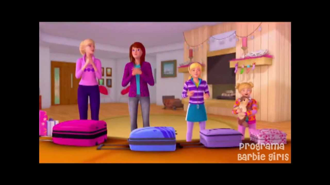 Barbie in A Perfect Christmas - New Trailer ENGLISH (HD) - YouTube