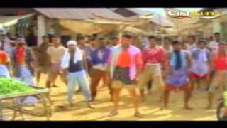 Chiranjeevi in a Rocking Song
