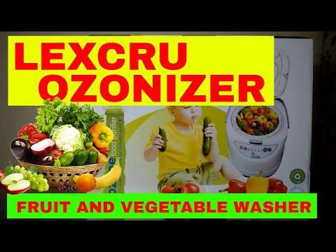 Lexcru ozonizer fruit