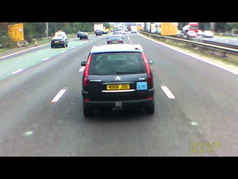 [UK] Blue van man road rages against cammer