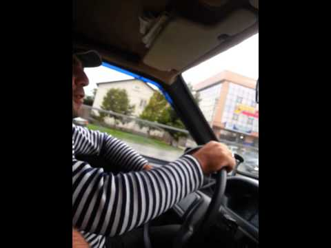 Самый Весёлый таксист в Мире!  :)