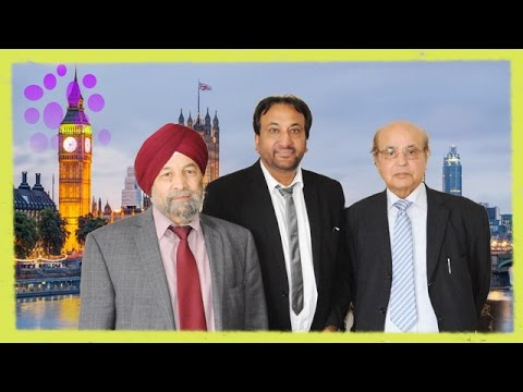 Punjabis are lobbying for Punjabi in U.K - Spl discussion on Ajit Web TV.