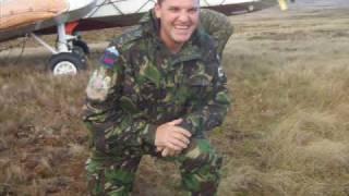 Warrant Officer Class 1 Darren
