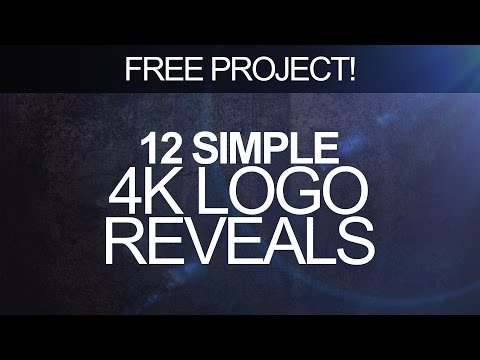 Free Simple Logo Reveal Pack