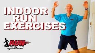 indoor run exercises for during Corona Virus