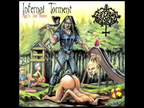 Infernal Torment - Man's True Nature (1995) [Full Album] RRS