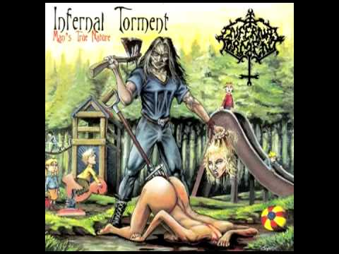 Infernal Torment  Mans True Nature 1995 Full Album RRS
