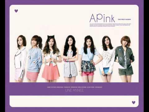 A Pink - Une Annee [Full Album]