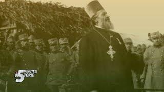 România Mare - Primul Centenar: 5 minute de istorie - Preoţi în Primul Război Mondial