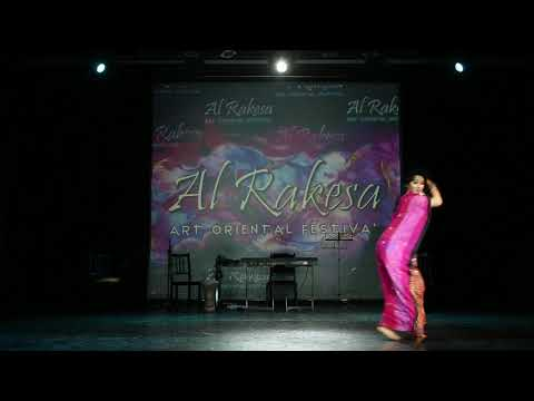 IGNATENKO EKATERINA Haligi 1 st place  Al rakesa Festival 2018