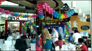 Mister Gandhi Magic Show at KFC Mall Artha Gading