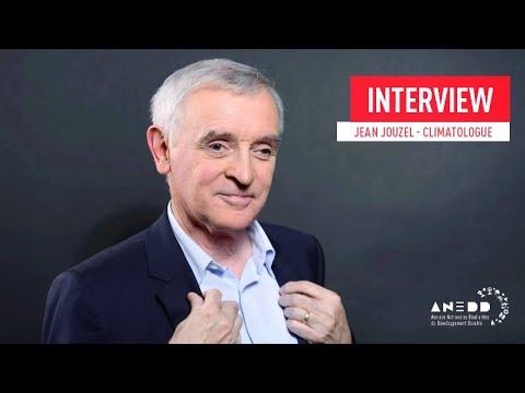 ANEDD 2021 - Interview de Jean Jouzel, climatologue et expert en questions climatiques