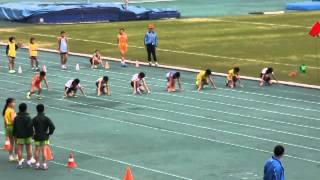 男子丙組 60米決賽   唐尚正