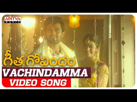 Vachindamma Video Song | Geetha Govindam...