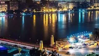 tourism : Cairo by night