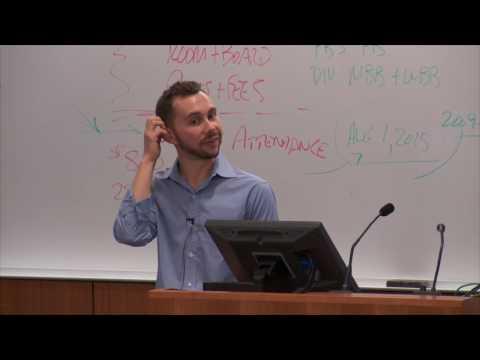 Moorad Speaker Series: Garry Rosenfield
