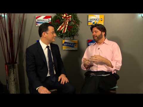 Gordon Keith probes Jimmy Kimmel