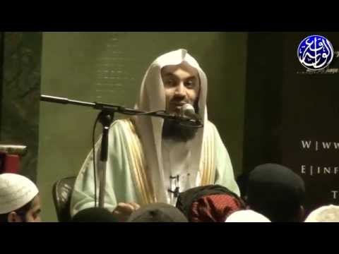 The Pure Soul - Mufti Menk FULL Lecture HD3D!!!