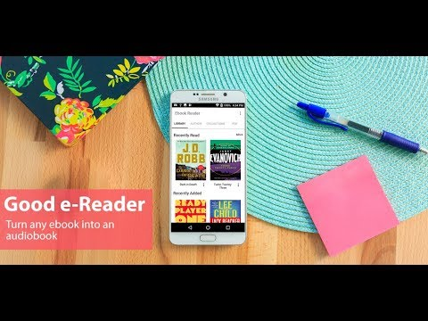 Audiobook Reader - Turn any eBook into an Audiobook