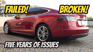5 Years of Endless Tesla Problems
