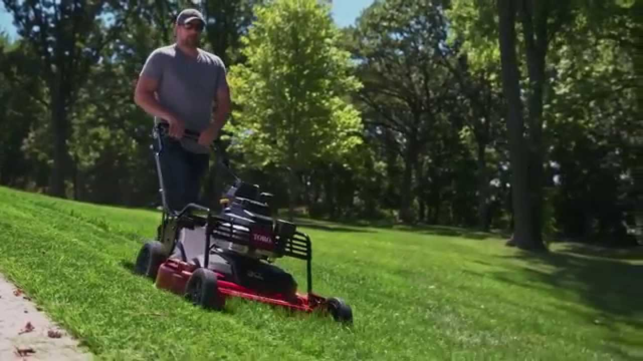 30 Quot Commercial Lawn Mower Toro 174 Turfmaster 174 Youtube