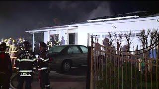 Firefighters Respond Twice To South Sacramento House Fire