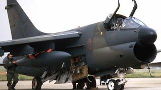 selfridge military air museum 127th tactical fighter wing a 7 corsair ii selfridge angb 1988