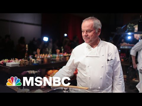 Wolfgang Puck's Secret To Preparing For The Next Pandemic