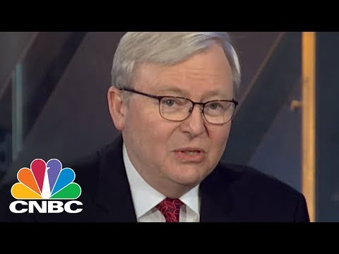 Kevin Rudd On G-20 Agenda Expectations | CNBC