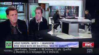 Daniel Riolo et Jérôme Rothen s