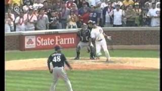 2007 Chicago Cubs Video Tribute - Straight Lines