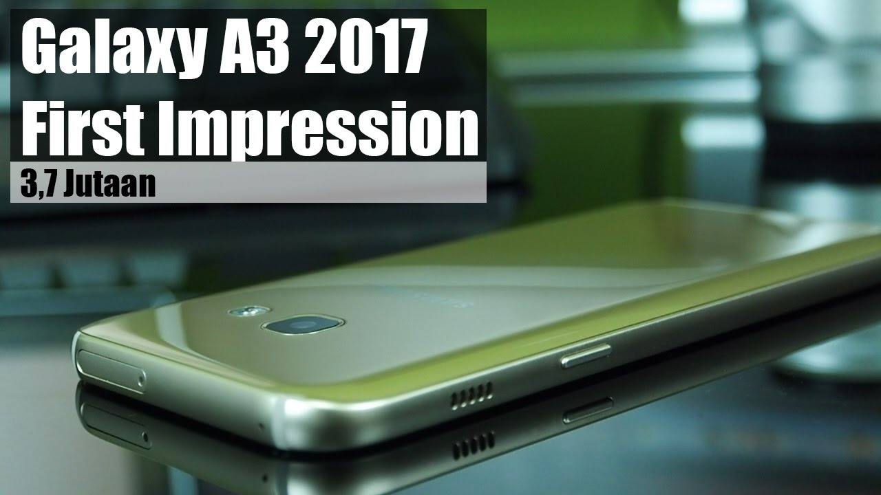 hands on samsung galaxy a3 2017 gaming camera test indonesia youtube. Black Bedroom Furniture Sets. Home Design Ideas