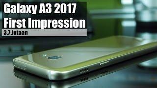 samsung galaxy a3 2017 first impression gaming camera test indonesia