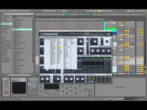 Post Malone Style Beat Ableton & Massive - White Iverson Tutorial thumbnail