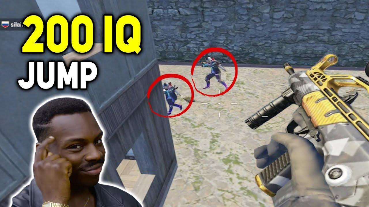 SMARTEST PLAYER IN PUBG MOBILE !!! | 200 IQ Sprung + video