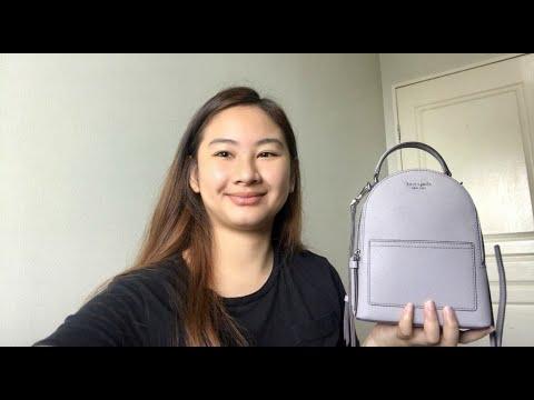 Kate Spade Convertible Bag Review | Gel Badilla