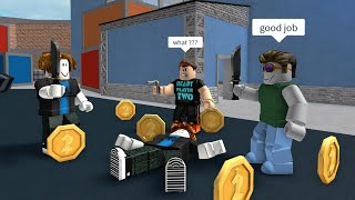 ROBLOX Murder Mystery 2 FUNNY MOMENTS (SECRET)