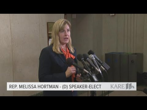 Hortman will become House Speaker