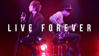 Live Forever - Oasis   BILLbilly01 ft. Umi Kun Cover