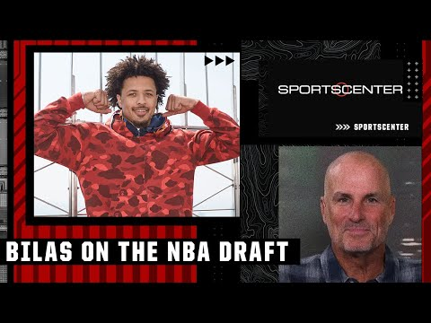 'Cunningham is the most complete player I can remember going into the draft' - Bilas  SportsCenter