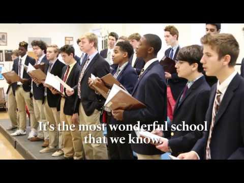 Happy Holidays from Landon School! (2016)