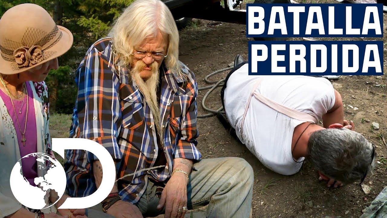 ¿Matt necesita ir a rehabilitación? | Alaska: Hombres primitivos | Discovery Latinoamérica