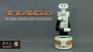 TIAGo, the mobile manipulator robot