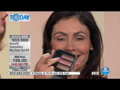 HSN | HSN Today: Benefit Cosmetics 09.08.2016 - 07 AM