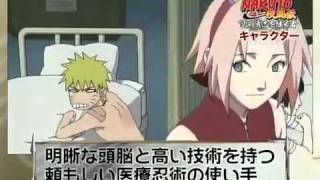 Naruto Shippuuden Inheritors of the Will of Fire