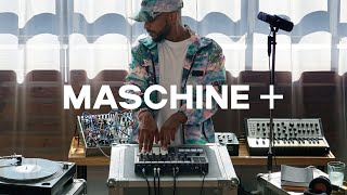Introducing MASCHINE+ | Standalone Production and Performance Instrument | Native Instruments