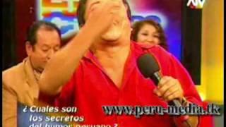 Fuego Cruzado - Cuales son los Secretos del Humor Peruano? (Parte 7)